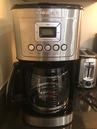 Cuisinart coffee maker with free coffee filters