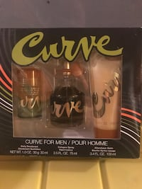 Brand New Curve cologne Alamo Heights, 78209