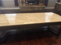 Matching marble top coffee and end tables Spartanburg, 29301