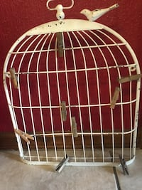 Bird cage clothes pin display length 19 width 12 Spring Hill, 34609
