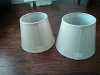 two white and green ceramic vases Frisco, 75035