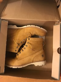 Limited edition timberland premium waterproof boots