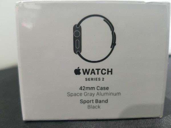 Used Brand New Never Opened Sealed In Box Apple Watch Series 2 42mm