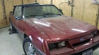 Ford - Mustang - 1987 Youngstown, 44509