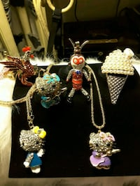 Necklaces to Wear, Gift or Collect