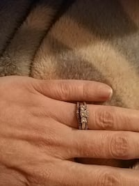Engagement ring and wedding band Raeford, 28376