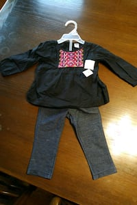 Brand New with tags- baby girl outfit Hamilton, L9B 0A1