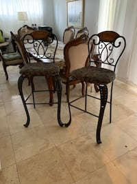 Bar Stools 33 inches height each one $20 Costa Mesa, 92626