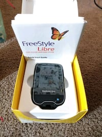 Last freestyle libre glucose reader. 39.99ebay 59 on tbeir site. Edmonton, T5T 2P9