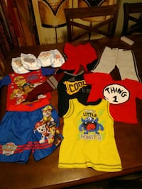 2T-3T clothing