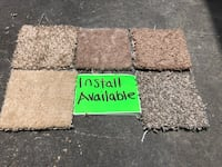 Summer Sale‼ Get New Indoor Carpet, PaddIng, & InstallatIon $250-$300 PER ROOM‼ We Travel Atlanta