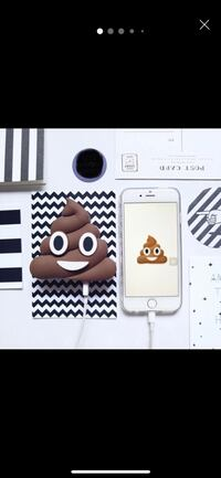 Power bank emoticon ricarica per cellulare