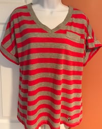 U.S. POLO ASSN. Women's Shirt, Size L Farmington Hills, 48336