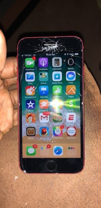 Red iPhone 8 any service  Charlotte, 28215