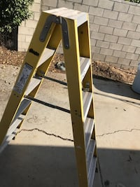 6foot double sided ladder