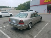 Mercedes - C - 1998 North Little Rock, 72116