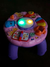 Talking Baby playing station