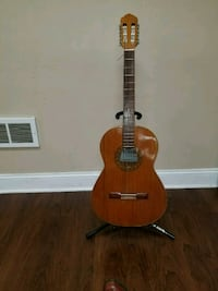 brown and black classical guitar Fairfax Station, 22039