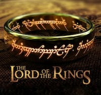 The Lord of the Rings unisex rings Fort Pierce
