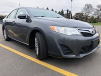 2012 Toyota Camry LE/No Accident/Bluetooth/USB/Heated Seats Toronto