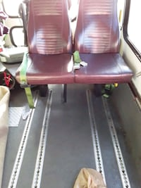 Folding shuttle bus seats high quality
