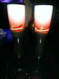 Budweiser cups set of 2 Reading, 19606