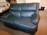 Blue couch for sale.   356 mi