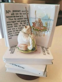 Beatrix Potter musical collectable . Whitby, L1N 8X2