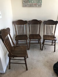 Dining Chair Set of 4 Fairfax, 22030