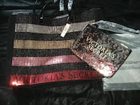 Victoria secret bag and make up bag  Tullahoma, 37388