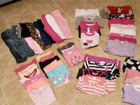 12-18T lots of girls clothes Sterling, 20165