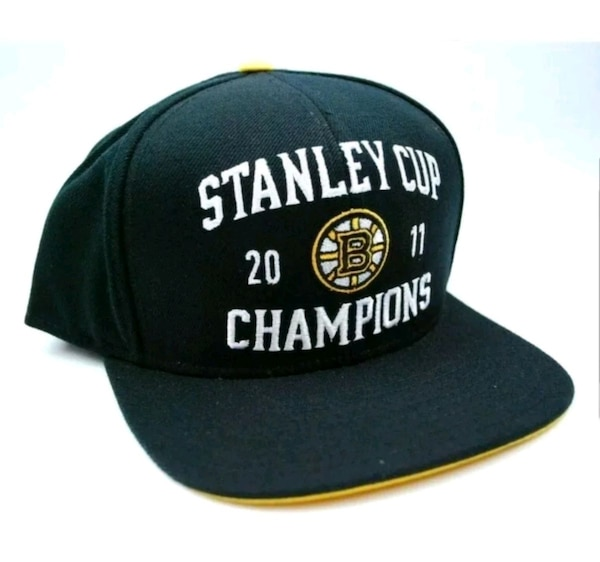 2011 Boston Bruins Stanley Cup Champions Hat Cards 9f48e831-eecb-4d70-9789-809e11f80fb0