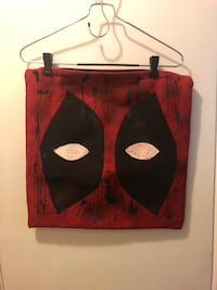 Dead pool pillow cover Toronto, M3K 1A4