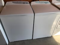 Fisher and Paykel Higher end washer and dryer set (electric) nice!