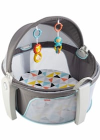 Outdoor mesh playpen by fisher price Brampton, L6Y 5L2