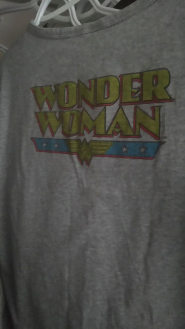 DC Originals Wonder Woman T-Shirt e35d0436-1d19-43de-bca9-4a8f843f0377