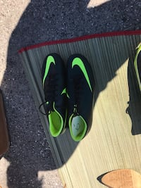 Brand new nike soccer cleats  Oroville, 95965