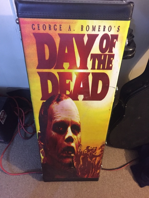 Day of the Dead by George A. Romero's poster