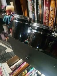 Black containers for kitchen.  Calgary, T2Y 4A6