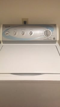 White top-load clothes washer Phoenix, 85023