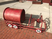 Playground Fire Truck 66 inches long Oakdale, 11769