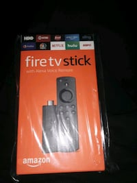 Firestick TV streaming device