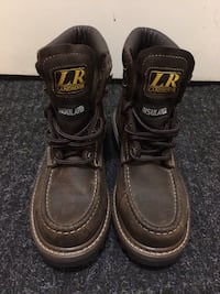 Land Rover Boots Size 7 1/2 Woman's Red Deer, T4N 5K2