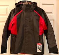 Men's Medium North Face Vortex Triclimate Ski Jacket Lowell, 01852