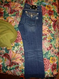 Womens miss me jeans size 30 Clarksville, 47129