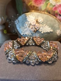 Beautiful!!! Crystallized Bracelet