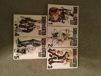 Soul Eater Manga (first 5 books) Port Orchard, 98367