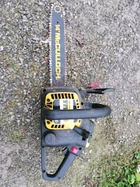 "Mcculloch 14 ""chain saw"
