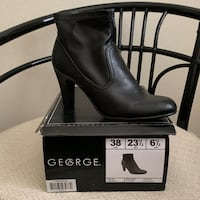 George side zip boots Size 6.5 Albuquerque, 87102
