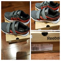 BRAND NEW KIDS REEBOK RUN SUPREME 2.0 MT SIZE 13.5 - $40 Vaughan